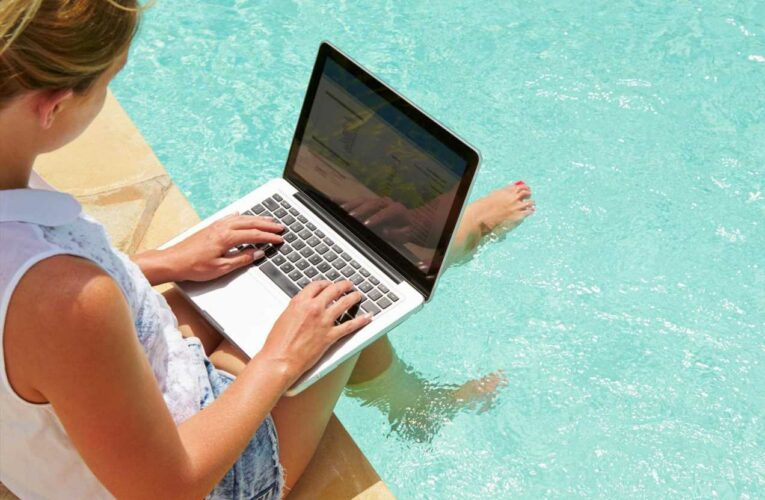 Four in ten 'work from home' Brits want to do their job abroad – with Spain top of the list