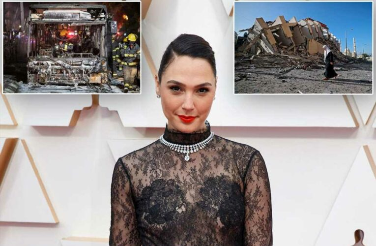 Gal Gadot's message of Middle East peace creates online firestorm
