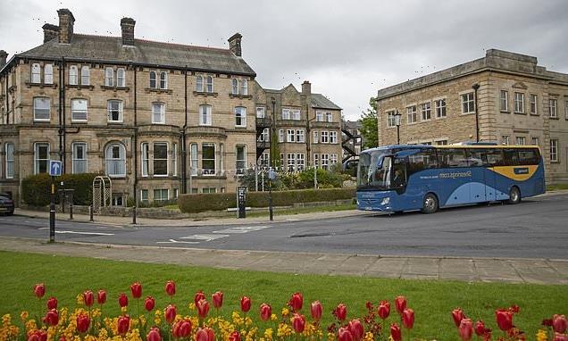 Good times await on a coach tour to Harrogate and its famous tea room