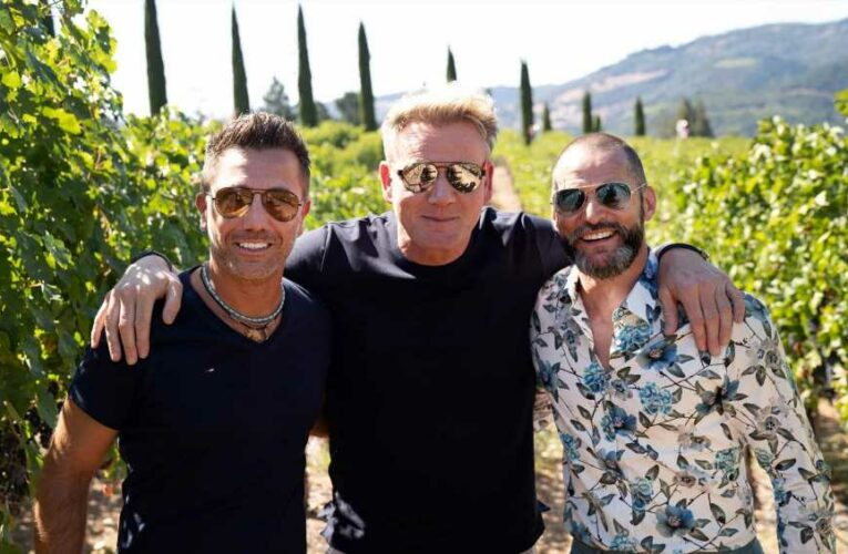 Gordon Ramsay makes epic TV return in new competition show Next Level Chef with Gino D'Acampo