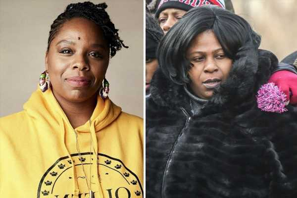 Grieving mothers slam BLM's Patrisse Cullors for 'taking the money and running' after she stepped down from exec role
