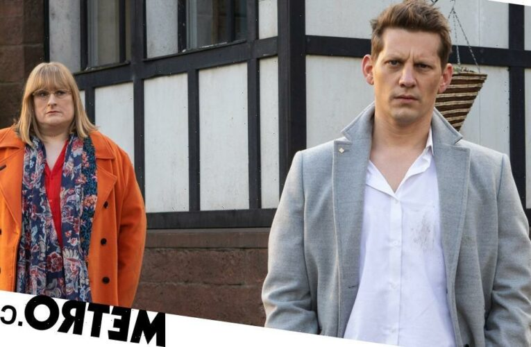 Hollyoaks star reveals John Paul's fury over Sally murdering George