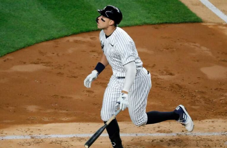 Homer-hitting Aaron Judge is OK with playing long game for Yankees
