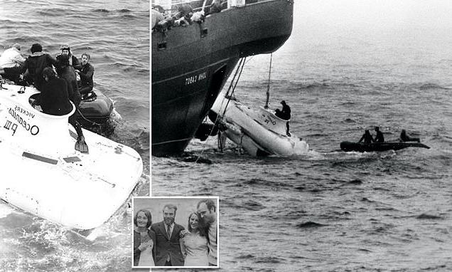 How two engineers were trapped in submarine with hours of oxygen left
