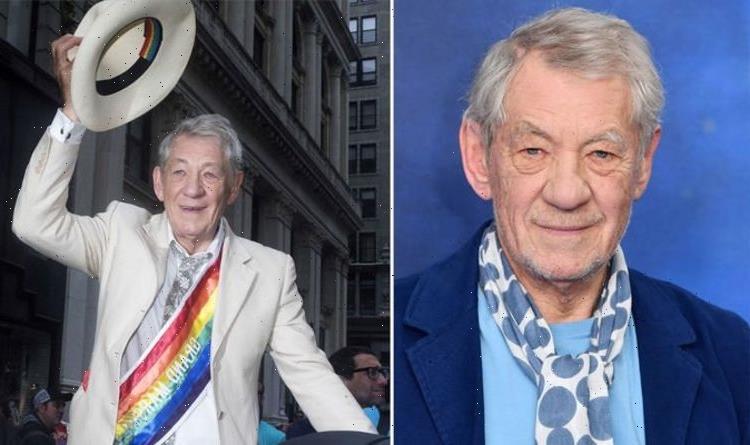 Ian McKellen, 81, admits career got 'better' after no longer 'hiding' sexuality