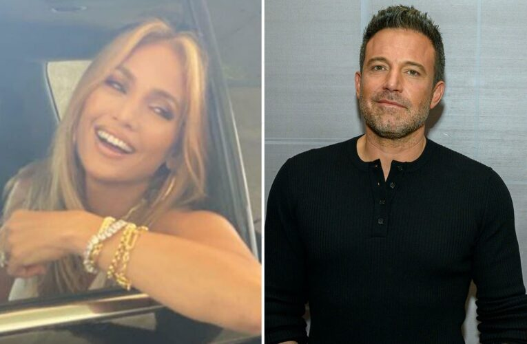 JLo 'wanted to announce her reunion with Ben Affleck on Instagram before pics emerged of them together'