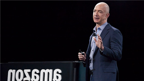 Jeff Bezos Says Amazon Will 'Reimagine and Develop' MGM Library for 21st Century