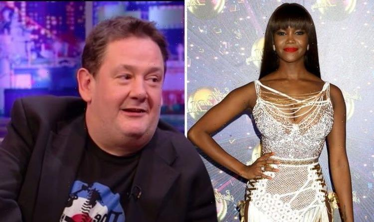Johnny Vegas turns down Oti Mabuse Strictly partner request 'I'd drive her mad!'