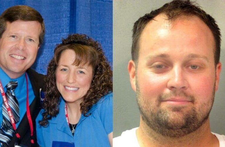 Josh Duggar's parents, Jim Bob and Michelle Duggar, speak out after son's arrest for child pornography
