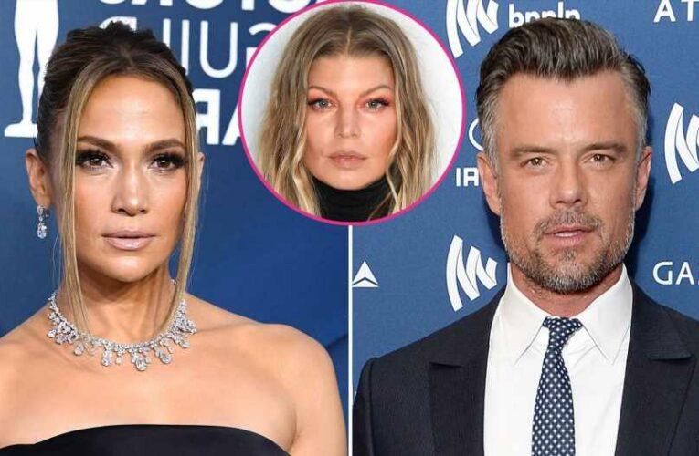 Josh Duhamel: J. Lo Would've Intimidated Me If I Hadn't Married Fergie