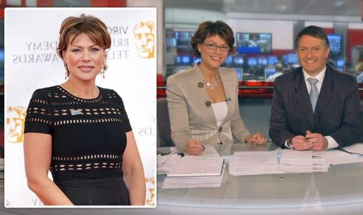 Kate Silverton insists BBC co-star Simon McCoy's secret move to GB News was not a surprise