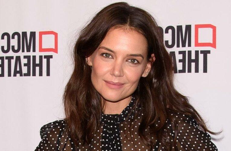 Katie Holmes Wraps Second Film As Director, Connecticut-Set Romance