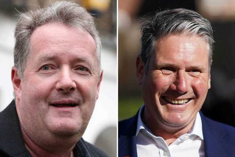Keir Starmer will try to salvage his leadership in tell-all chat with Piers Morgan