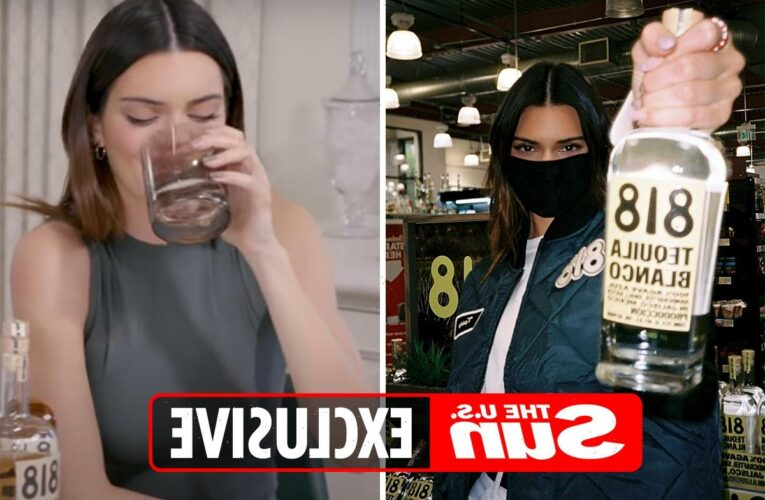 Kendall Jenner slammed by tequila company for 'copying' their brand & demand 818 'change its name for clear distinction'