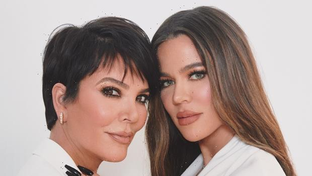 Khloe Kardashian & Mom Kris Jenner Look So Glam Mother's Day Campaign For BVLGARI — See Pics
