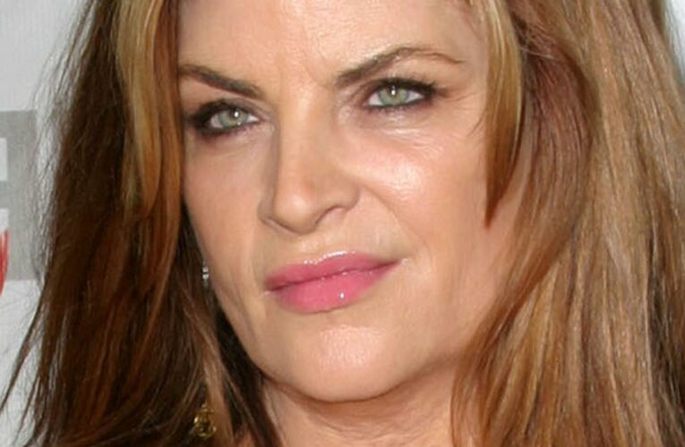 Kirstie Alley Makes A Head-Turning Comparison To The Republican Party