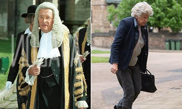 Lady Lavinia Nourse, 77, is found NOT GUILTY