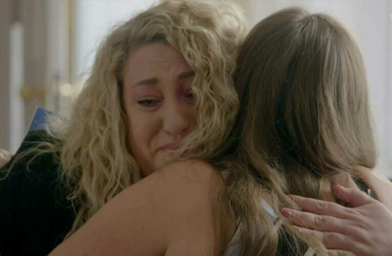 Long Lost Family viewers in floods of tears as sisters find each other after BOTH being abandoned