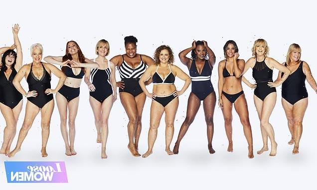 Loose Women Body Stories RETURNS!Panellists strip off for campaign
