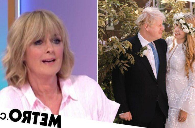 Loose Women's Jane Moore calls Boris Johnson's wedding 'good PR'