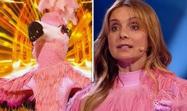Louise Redknapp lets slip candid clue about ex-husband on Masked Dancer amid 'tough year'
