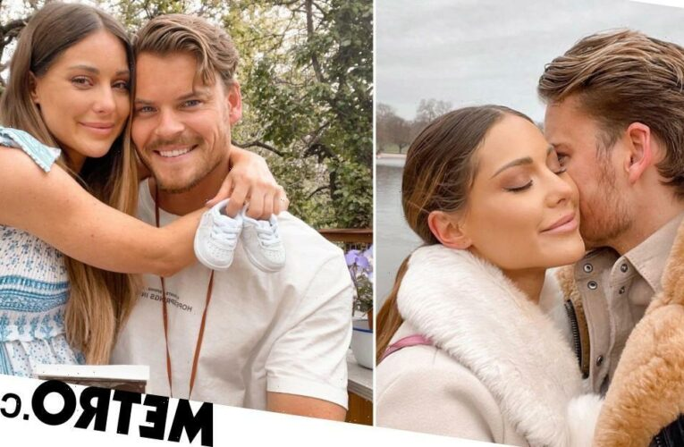 Louise Thompson and Ryan Libbey announce pregnancy after miscarriage