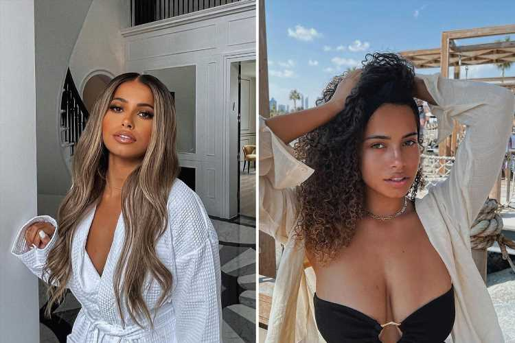 Love Island's Amber Gill looks unrecognisable as she reveals stunning new blonde hair