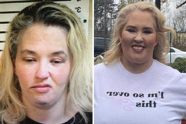 Mama June dodges prison time in crack possession case as she's sentenced to court supervision & community service