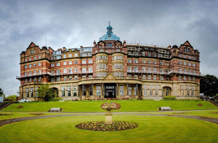 Man and woman found dead in Hilton hotel room in Harrogate as cops launch investigation