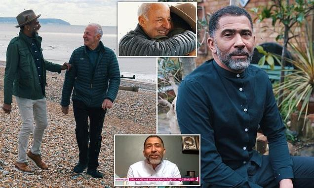 Man who was diagnosed with HIV aged 17 reunited with 1980s therapist