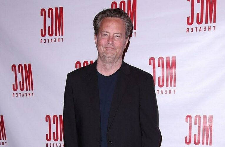 Matthew Perry's Dating App Girl Posted Her FaceTime Call With the Star to Warn Young Girls