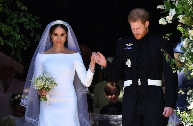 Meghan Markle Received Sad Advice After Her Royal Wedding to Prince Harry