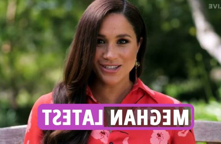 Meghan Markle latest – 'Terrified Duchess copied Queen's style' in first big appearance since bombshell Oprah interview