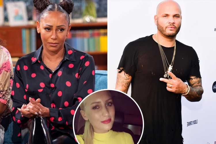 Mel B's ex Stephen Belafonte taunts her online after nanny who claimed they had fling revealed she's spilling the beans