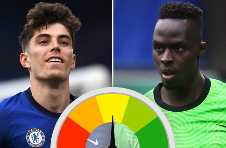 Mendy shines in Chelsea goal but Werner's assist doesn't excuse dodgy first touch as Havertz double sinks Fulham