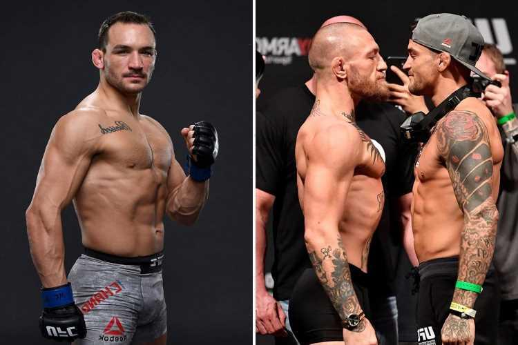 Michael Chandler hopes Conor McGregor beats Dustin Poirier at UFC 264 to set up mega-money fight against him