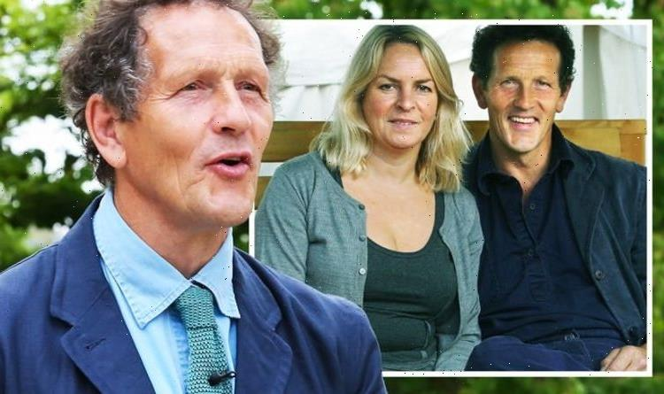 Monty Don hits back as viewer questions why his wife doesn't 'help' with Gardeners' World