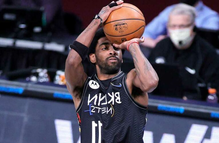 Nets' Kyrie Irving wants to enjoy playoffs 'as if it's my last'