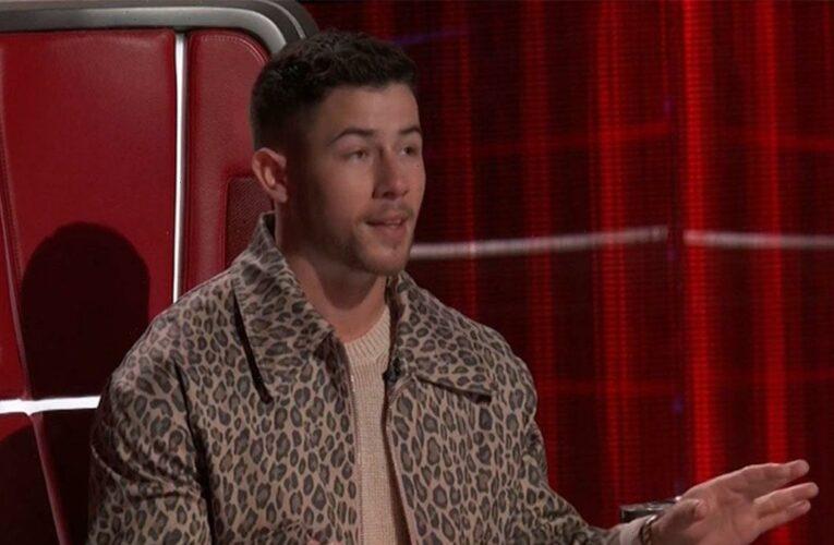 Nick Jonas Says He Cracked Rib in Bicycle Incident