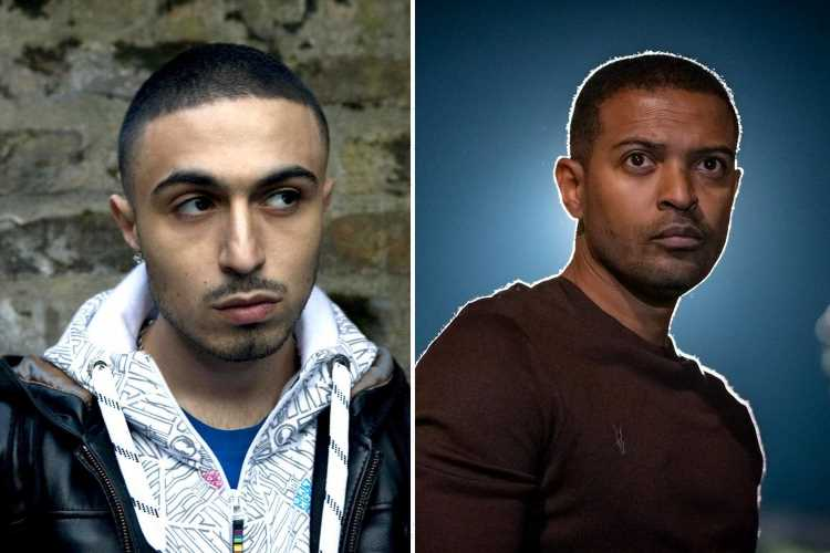 Noel Clarke asked actor Adam Deacon to lick a star's face without warning her in a hit film
