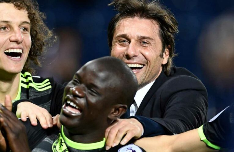 N'Golo Kante 'was on verge of Arsenal transfer before ex-Chelsea manager Conte convinced him to join Blues'