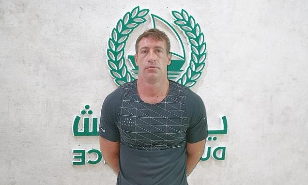 One of Britain's most wanted men is caught in Dubai after eight years