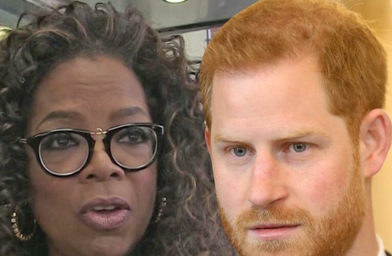 Oprah and Prince Harry Release First 'The Me You Can't See' Trailer