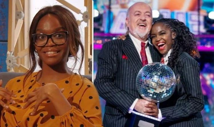 Oti Mabuse talks behind-the-scenes trick which helped her win Strictly 'Worked every week'