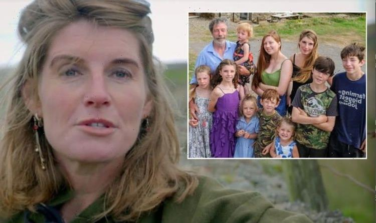Our Yorkshire Farm's Amanda Owen speaks out on her children leaving home 'It's horrible!'