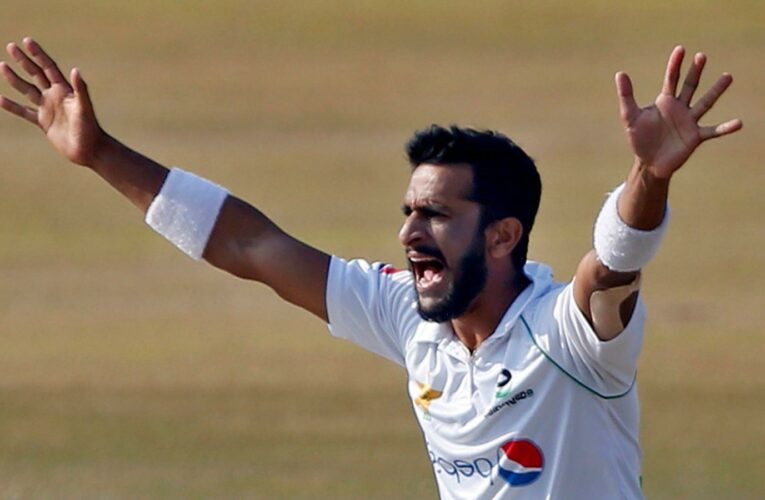Pakistan's Hasan Ali takes five wickets to secure innings victory over Zimbabwe in Harare
