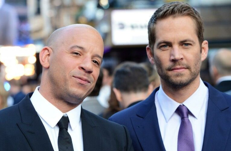 Paul Walker's Daughter Meadow Shares 'Fast & Furious' Family Photo