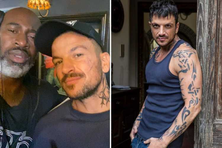 Peter Andre lands SECOND movie role after revealing plans to move to Hollywood for film career