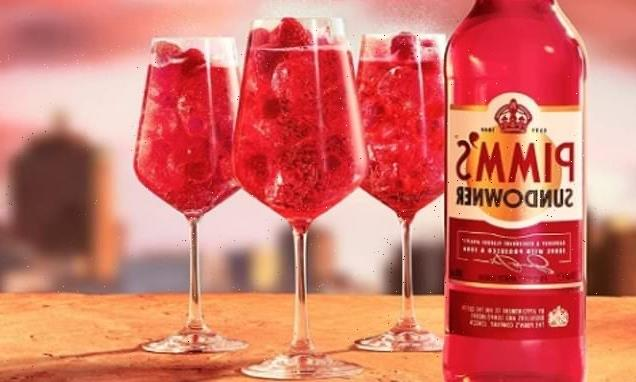 Pimm's have launched a new Sundowner Raspberry and Redcurrant flavour
