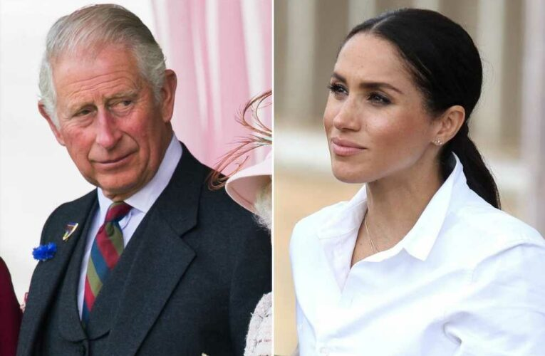 Prince Charles accused of snubbing Meghan Markle with Archie birthday post